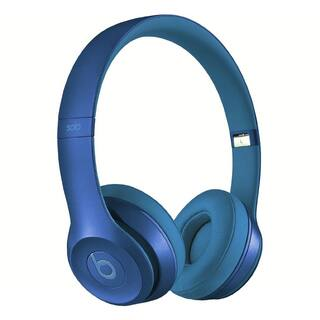Beats by Dre Solo 2 Blue Saphire Refurbished Wired On-ear Headphones|https://ak1.ostkcdn.com/images/products/13329738/P20033818.jpg?impolicy=medium
