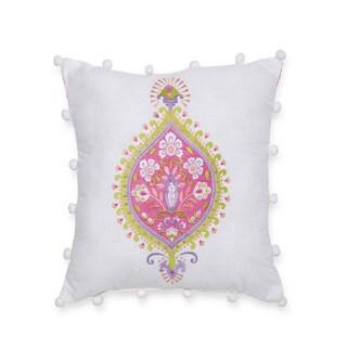 Dena Home Capri Square Decorative Pillow