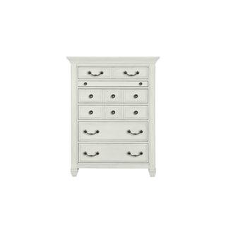 Magnussen Home Furnishings B3681 Hancock Park Vintage White 6-drawer Chest