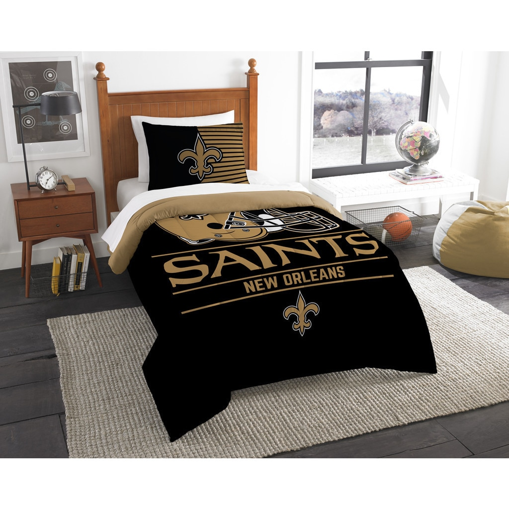 Norwesco mpany NFL New Orleans Saints Draft Twin 2-piece ...