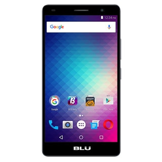 BLU Studio G Plus HD S030Q Unlocked GSM Quad-Core Phone - Gray