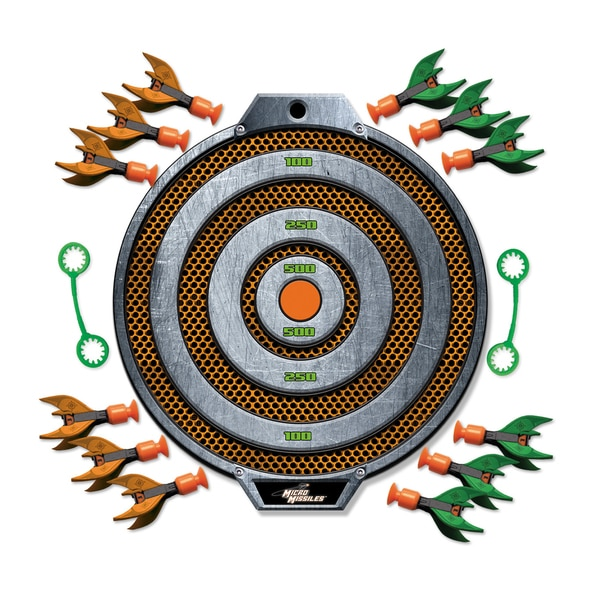 Diggin Active Micro Missiles Target Set