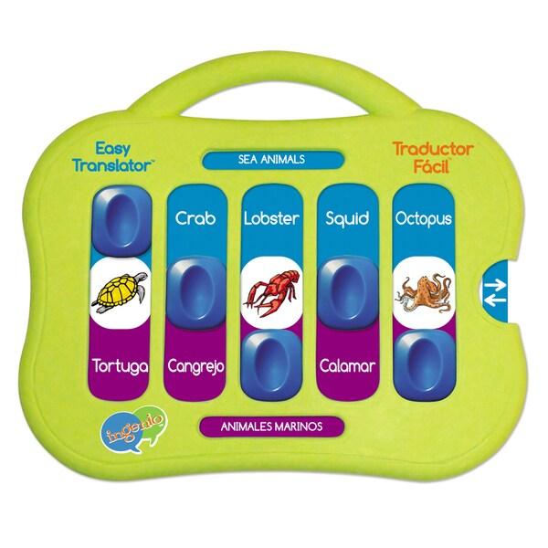 Easy Translator Learning Toy