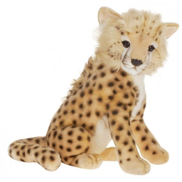 Hansa Cheetah Cub Plush Toy