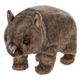Hansa Wombat Plush Toy
