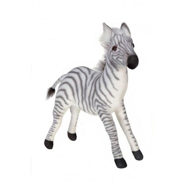 Hansa Baby Zebra Plush Toy