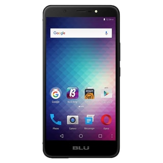 BLU Energy X Plus 2 E150Q Unlocked GSM Quad-Core Phone w/ 8MP Camera - Black