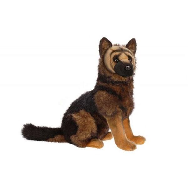 Hansa German Shepard Puppy Plush Toy