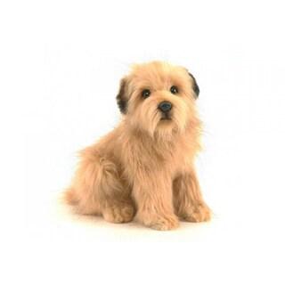 Hansa Terrier Puppy Plush Toy