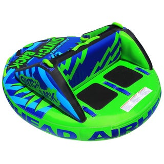 Airhead Switch-back 4-rider Inflatable Water Tube
