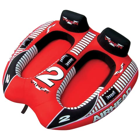 Airhead 'Viper' 2-rider Inflatable Water Tube