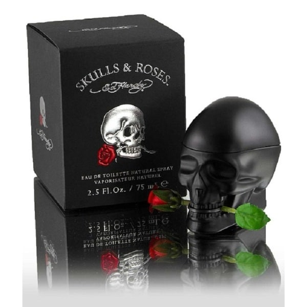Ed Hardy By For Men Eau De Toilette Spray 3 4 Ounces: Shop Ed Hardy Skulls & Roses Men's 2.5-ounce Eau De Toilette Spray