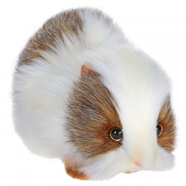 Hansa gray and white guinea pig plush toy free shipping for Free guinea pig stuff