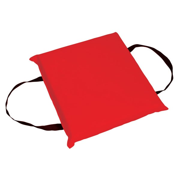 Airhead Red Polyester Type IV Floatation Cushion