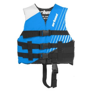 Airhead Children's Ramp Blue Polyester Vest