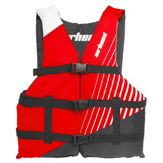 Airhead Red Polyester Ramp Vest