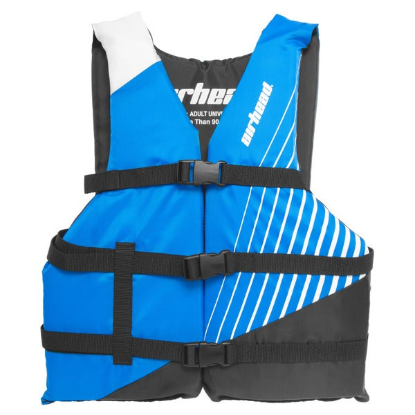 Airhead Adult's Ramp Blue Universal Vest