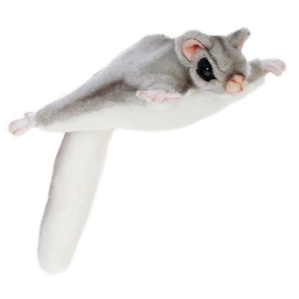 Hansa Sugar Glider Plush Toy
