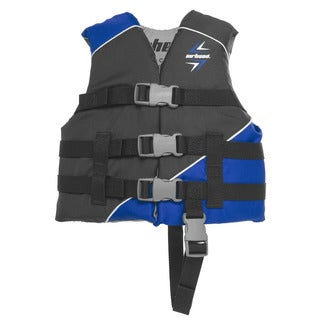 Sportstuff SLASH Child's Blue Polyester Water Safety Vest