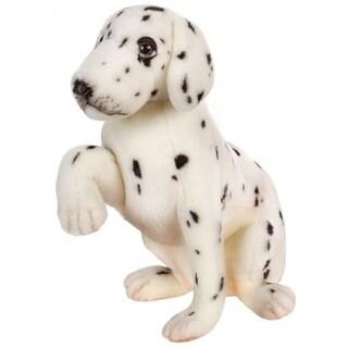 Hansa Sitting Dalmatian Puppy Plush Toy