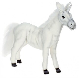 Hansa Unicorn Plush Toy