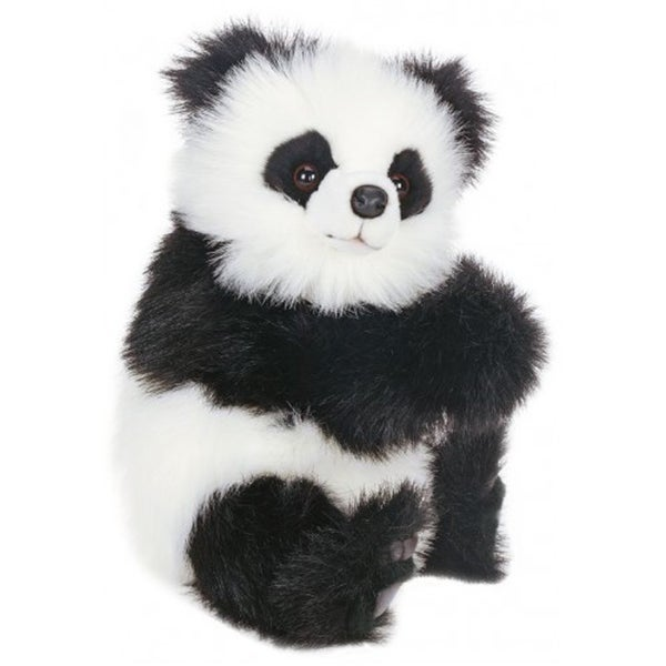 Hansa Mei Ling the Panda Cub Plush Toy