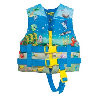 Airhead Children's Treasure Multicolor Polyester Vest