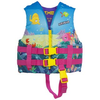 Airhead Children's Reef Multicolor Polyester 30- to 50-pound Vest