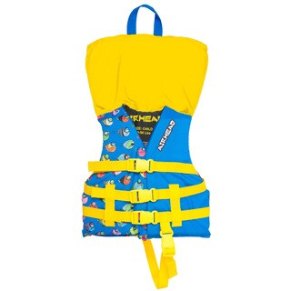 Airhead Crayon Fish Child's Vest