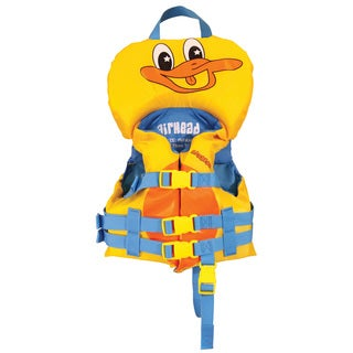 Airhead Yellow Duckie Polyester Infant Vest