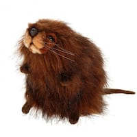 Hansa Muskrat Plush Toy