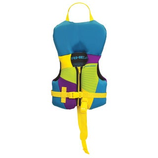 Airhead Infants' GNAR Kwik-Dry Multicolor Neolite Vest