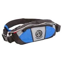 Airhead Blue Polyester Inflatable Belt Pack