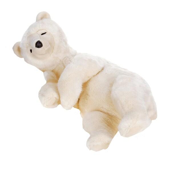 Hansa Floppy Polar Cub Plush Toy