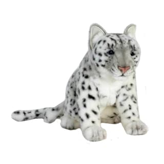 Hansa Snow Leopard Plush Toy