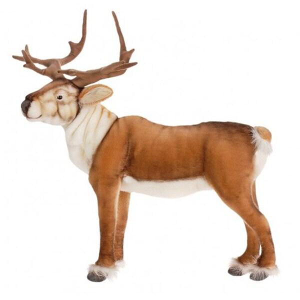 Hansa Nordic Deer Plush Toy 22083557