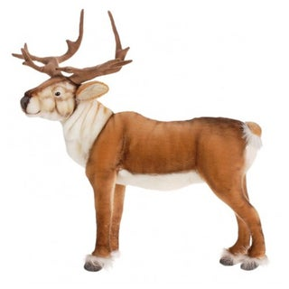 Hansa Nordic Deer Plush Toy