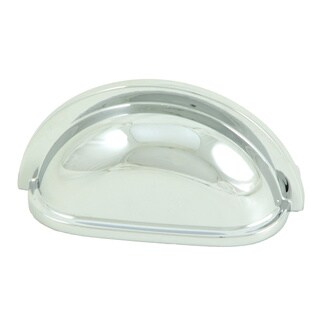 Polished Chrome Cup Pull (Pack of 25)
