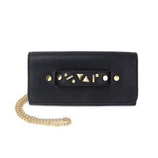 Olivia Miller 'Kellis' Studded Crossbody Bag