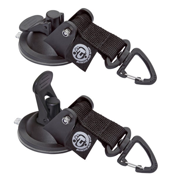 Airhead SUP Suction Cup Tie Downs (Set of 2)