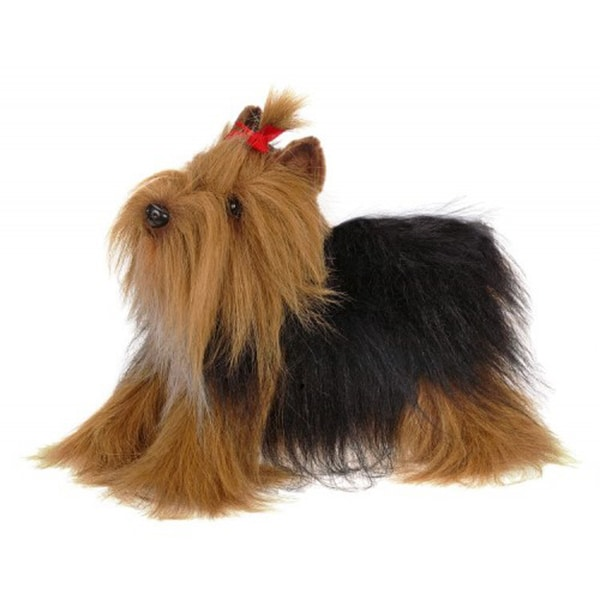 Hansa 14 Inch Yorkshire Terrier Plush Toy