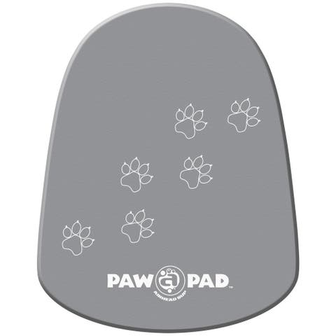 Airhead Charcoal Grey Paw Pad Paddle Board for Dogs