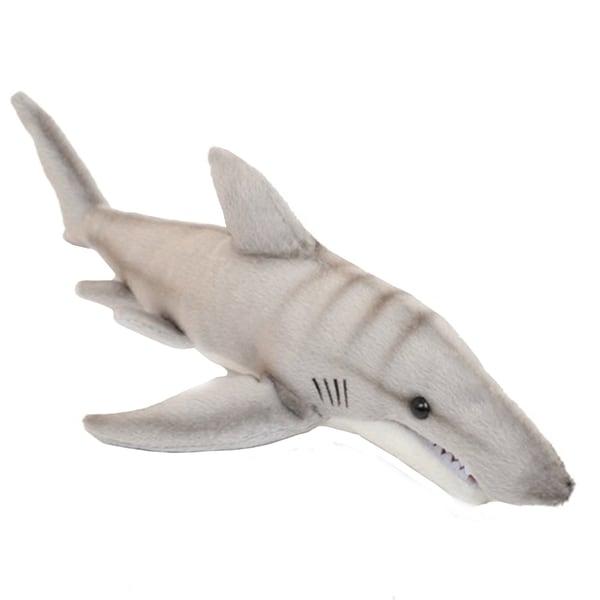 Hansa Tiger Shark Plush Toy