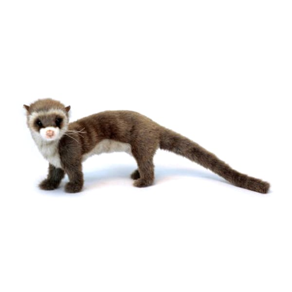 Hansa Ferret Plush Toy