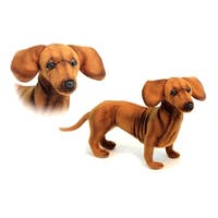 Hansa Dachshund Plush Toy