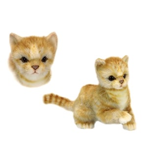 Hansa Ginger Kitten Plush Toy