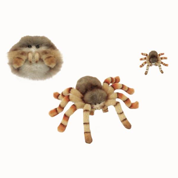 Hansa Jumping Spider Plush Toy