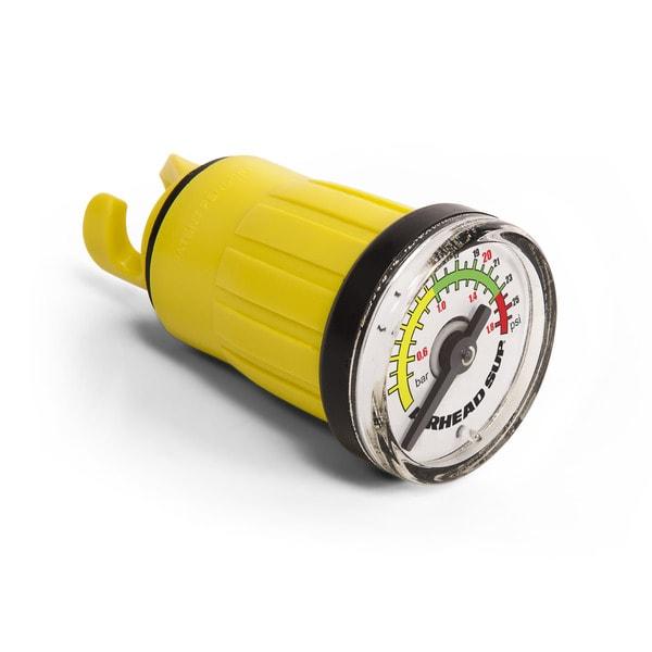 Airhead SUP Yellow Pump Pressure Gauge
