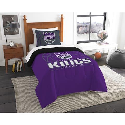 The Northwest Company NBA Sacramento Kings Reverse Slam Twin 2-piece Comforter Set