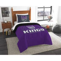 The Northwest Company NBA Sacramento Kings Reverse Slam Twin 2-piece Comforter Set